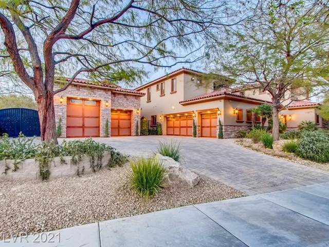 32 Vintage Canyon Street, Las Vegas, NV 89141 (MLS #2281444) :: Vestuto Realty Group