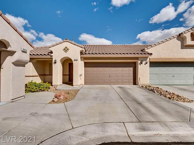 9430 New Utrecht Street, Las Vegas, NV 89178 (MLS #2281520) :: Signature Real Estate Group
