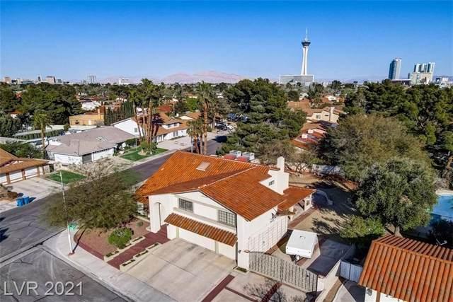 1901 Calanda Court, Las Vegas, NV 89102 (MLS #2281661) :: Signature Real Estate Group