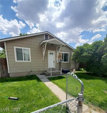 230 Ely Avenue, Ely, NV 89301 (MLS #2281775) :: Galindo Group Real Estate