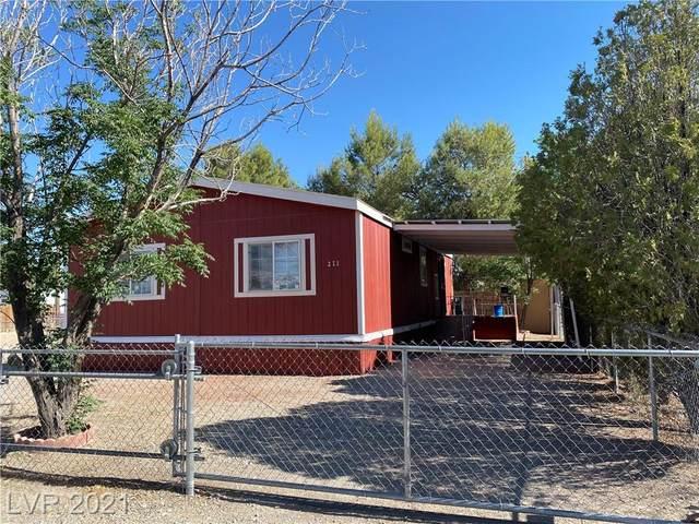 271 Copper Flats Drive, Pahrump, NV 89048 (MLS #2281888) :: The Chris Binney Group   eXp Realty