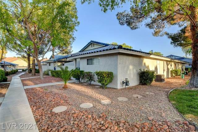 2028 Willowbury Drive A, Las Vegas, NV 89108 (MLS #2282052) :: ERA Brokers Consolidated / Sherman Group