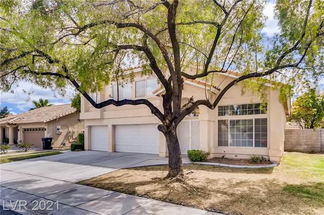 7505 Cathedral Canyon Court, Las Vegas, NV 89129 (MLS #2282062) :: The Perna Group