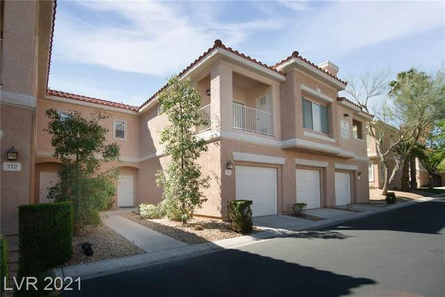 251 Green Valley Parkway #713, Henderson, NV 89012 (MLS #2282163) :: Signature Real Estate Group