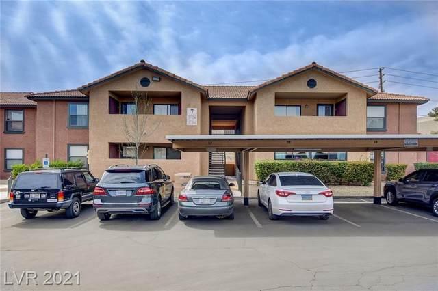 2451 Rainbow Boulevard #1042, Las Vegas, NV 89108 (MLS #2282209) :: ERA Brokers Consolidated / Sherman Group