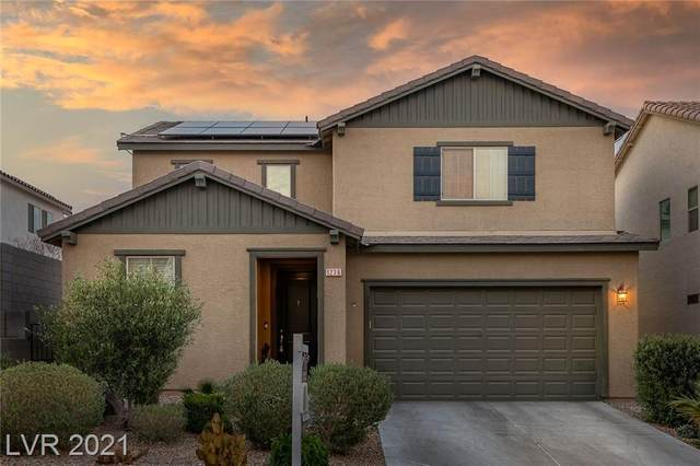 1236 Alford Creek Court, North Las Vegas, NV 89031 (MLS #2282283) :: Signature Real Estate Group