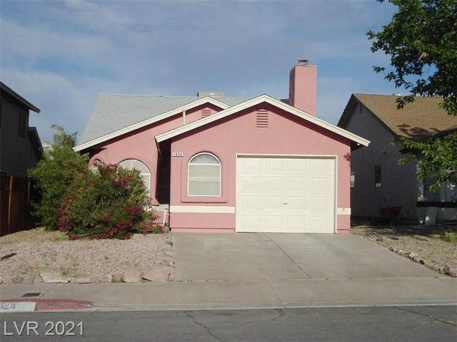 1624 Lorna Drive, Henderson, NV 89011 (MLS #2282370) :: Vestuto Realty Group