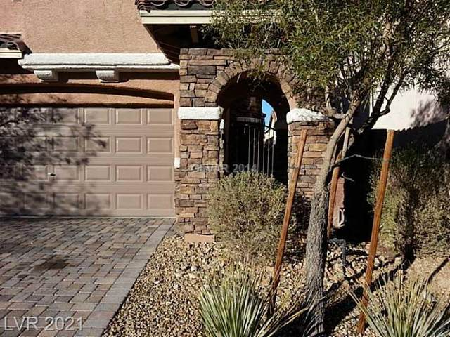 7534 Benlomond Avenue, Las Vegas, NV 89179 (MLS #2282387) :: Signature Real Estate Group