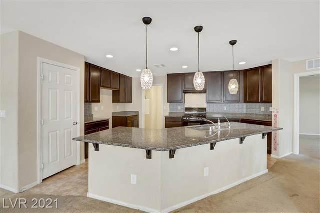 7116 Foggy Mist Avenue, Las Vegas, NV 89179 (MLS #2282520) :: Signature Real Estate Group