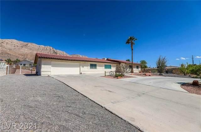 842 N Hollywood Boulevard, Las Vegas, NV 89110 (MLS #2282677) :: Custom Fit Real Estate Group