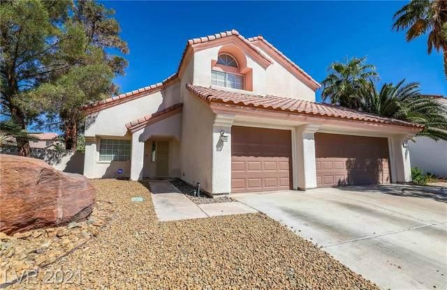 7820 Cape Vista Lane, Las Vegas, NV 89128 (MLS #2282784) :: Jack Greenberg Group