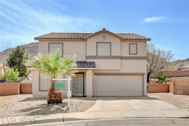 202 Kings Canyon Court, Henderson, NV 89012 (MLS #2282985) :: Signature Real Estate Group