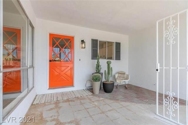 3909 El Conlon Avenue, Las Vegas, NV 89102 (MLS #2283077) :: Signature Real Estate Group