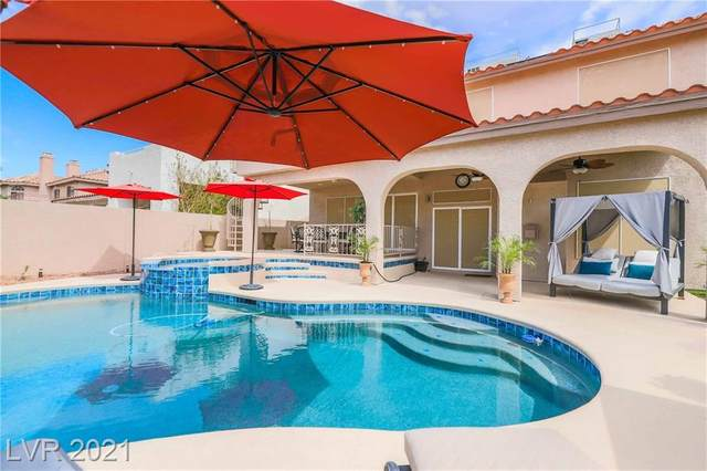 3617 Deer Flats Street, Las Vegas, NV 89129 (MLS #2283111) :: Signature Real Estate Group