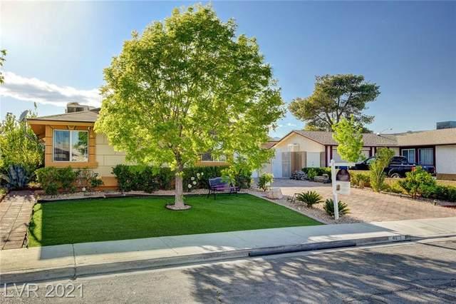 4973 Alondra Drive, Las Vegas, NV 89118 (MLS #2283459) :: Signature Real Estate Group