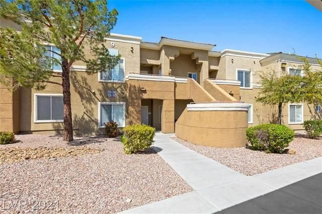 8070 Russell Road #2042, Las Vegas, NV 89113 (MLS #2283574) :: Signature Real Estate Group