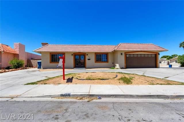 3611 Valencia Street, Las Vegas, NV 89121 (MLS #2283646) :: Jeffrey Sabel