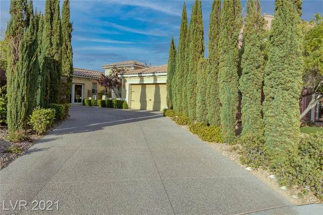 8 Serra Bellisima Court, Henderson, NV 89011 (MLS #2283762) :: Signature Real Estate Group