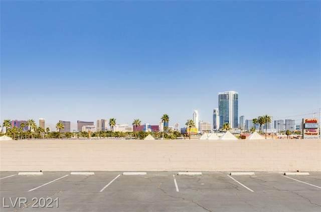4049 Luzon Way #101, Las Vegas, NV 89103 (MLS #2283819) :: ERA Brokers Consolidated / Sherman Group