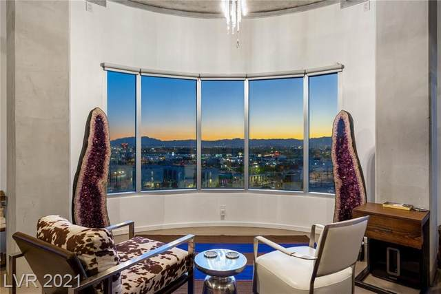 900 Las Vegas Boulevard #705, Las Vegas, NV 89101 (MLS #2283882) :: Custom Fit Real Estate Group
