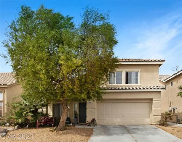 694 Emerald City Avenue, Las Vegas, NV 89183 (MLS #2283945) :: ERA Brokers Consolidated / Sherman Group