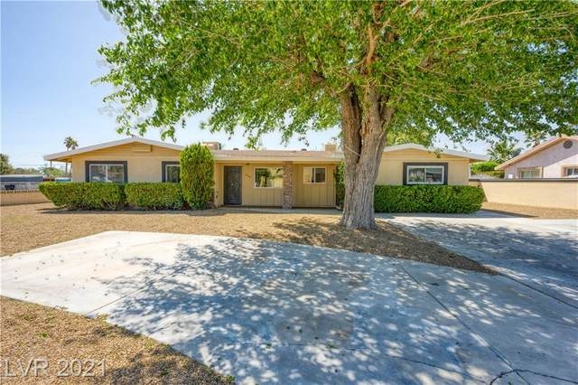 5145 Stacey Avenue, Las Vegas, NV 89108 (MLS #2284082) :: Signature Real Estate Group