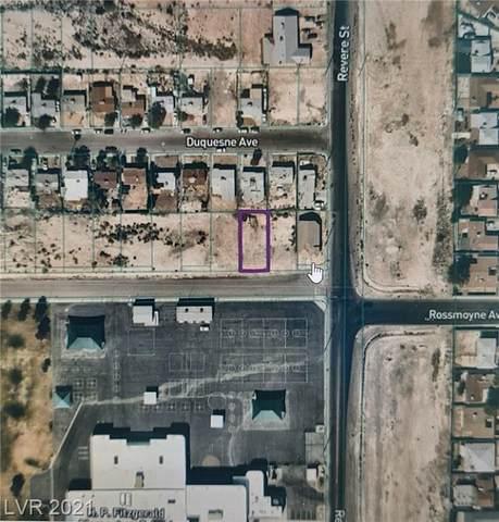 Rossmoyne Avenue, North Las Vegas, NV 89030 (MLS #2284179) :: The Mark Wiley Group   Keller Williams Realty SW