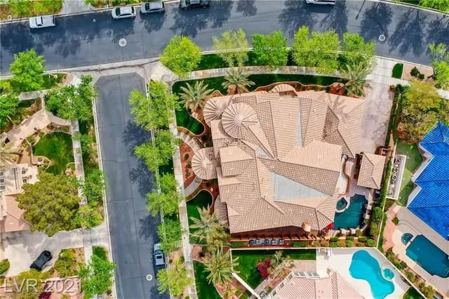 1432 Iron Hills Lane, Las Vegas, NV 89134 (MLS #2284450) :: ERA Brokers Consolidated / Sherman Group