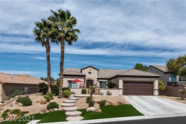 2430 Hardin Ridge Drive, Henderson, NV 89052 (MLS #2284632) :: Signature Real Estate Group