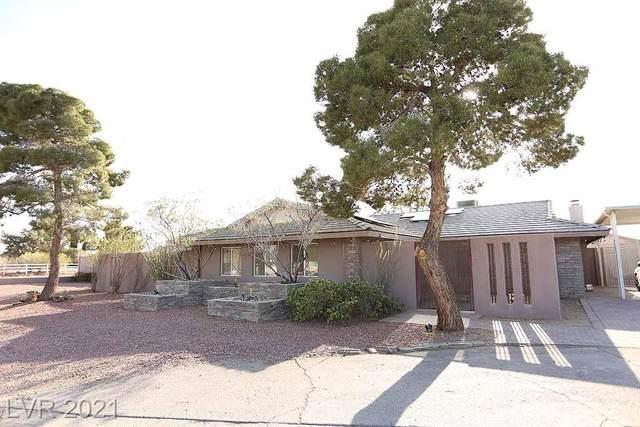 3680 Robindale Road, Las Vegas, NV 89139 (MLS #2284868) :: The Mark Wiley Group | Keller Williams Realty SW