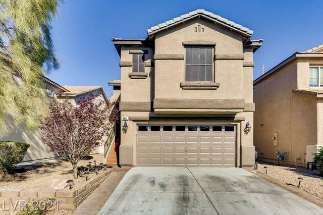 9832 Red Horse Street, Las Vegas, NV 89143 (MLS #2284906) :: Signature Real Estate Group
