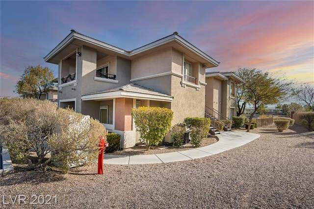 900 Duckhorn Court #203, Las Vegas, NV 89144 (MLS #2284973) :: Signature Real Estate Group