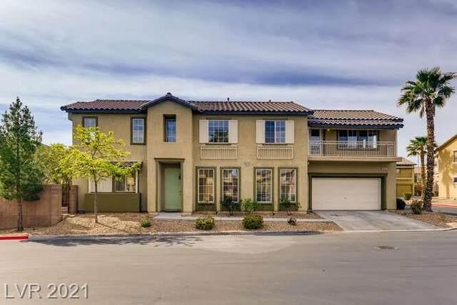 8105 Retriever Avenue, Las Vegas, NV 89147 (MLS #2285161) :: Signature Real Estate Group