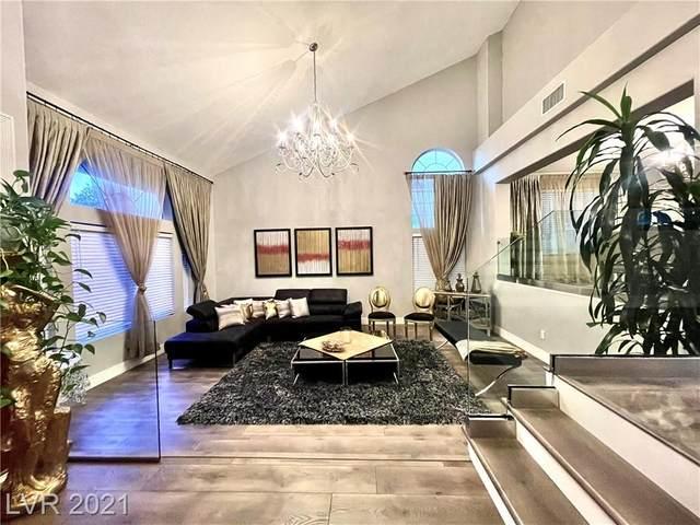 8228 Aqua Spray Avenue, Las Vegas, NV 89128 (MLS #2285260) :: Billy OKeefe | Berkshire Hathaway HomeServices
