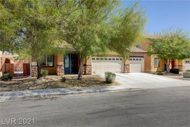 2412 Craggy Ledge Avenue, North Las Vegas, NV 89031 (MLS #2285278) :: Lindstrom Radcliffe Group