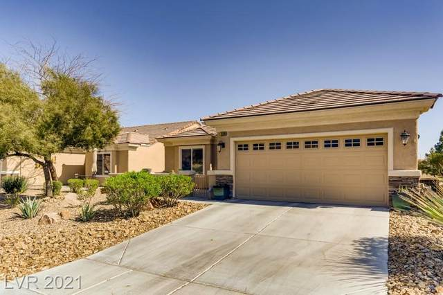 2509 Willow Wren Drive, North Las Vegas, NV 89084 (MLS #2285335) :: Hebert Group | Realty One Group
