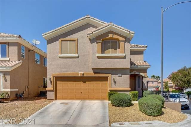 9302 Lemon Mint Court, Las Vegas, NV 89148 (MLS #2285443) :: Lindstrom Radcliffe Group