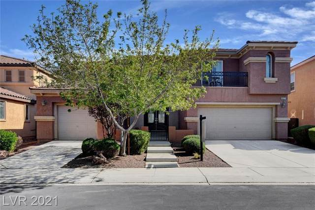 4021 Fabulous Finches Avenue, North Las Vegas, NV 89084 (MLS #2285446) :: Signature Real Estate Group