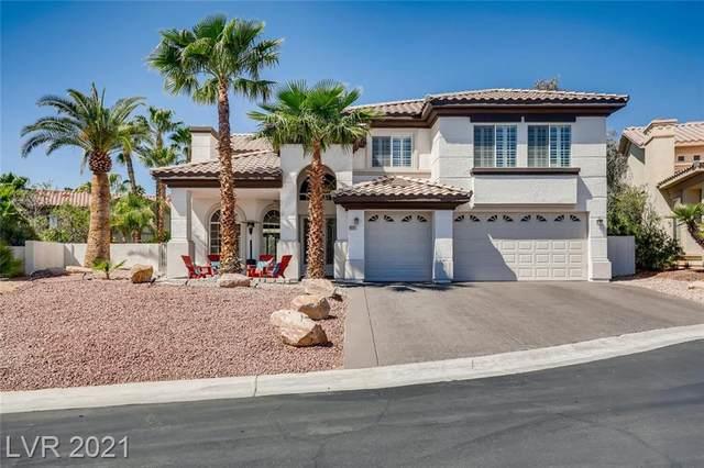 8881 Paseo Ranchero Court, Las Vegas, NV 89147 (MLS #2285510) :: Team Michele Dugan