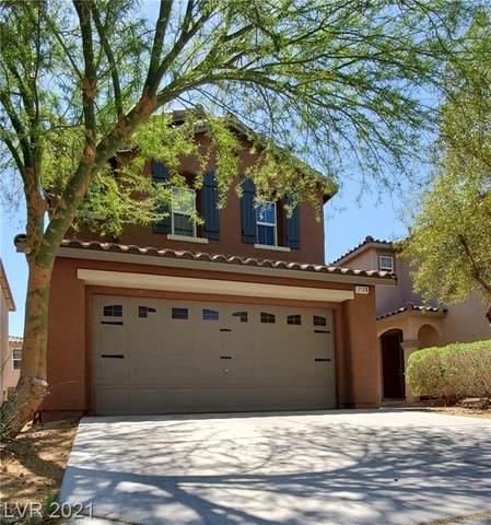 7129 Town Forest Avenue, Las Vegas, NV 89179 (MLS #2285552) :: Lindstrom Radcliffe Group
