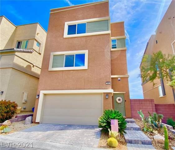 3864 Total Eclipse Street, Las Vegas, NV 89129 (MLS #2285580) :: Team Michele Dugan