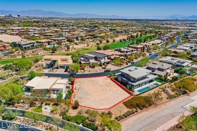 87 Meadowhawk Lane, Las Vegas, NV 89135 (MLS #2285639) :: Signature Real Estate Group