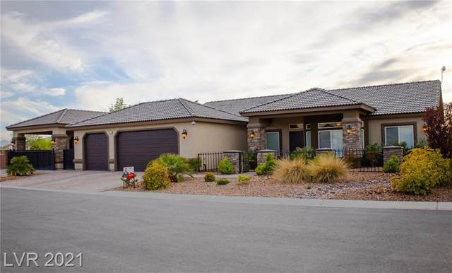 50 Spruce Lane, Pahrump, NV 89048 (MLS #2285760) :: Custom Fit Real Estate Group