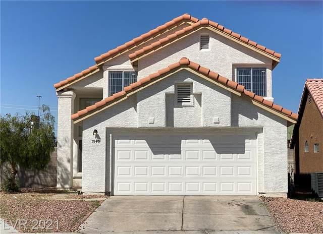 1945 Weenap Drive, Las Vegas, NV 89108 (MLS #2285769) :: Signature Real Estate Group