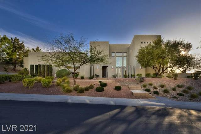 1 Chartiers Court, Henderson, NV 89052 (MLS #2285801) :: Jeffrey Sabel