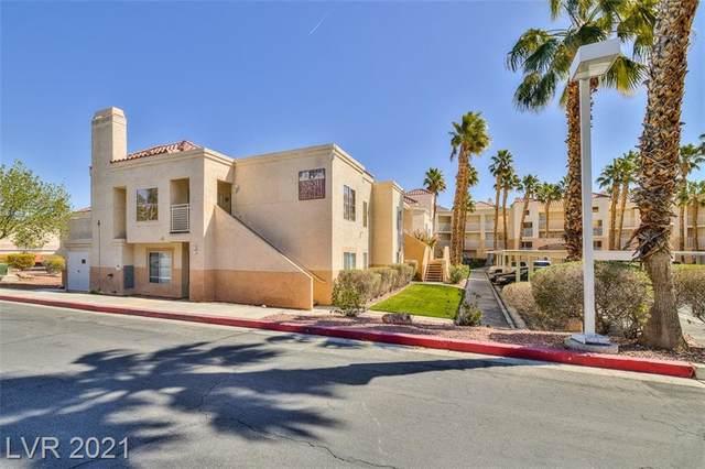 5000 Red Rock Street #205, Las Vegas, NV 89118 (MLS #2285828) :: Custom Fit Real Estate Group