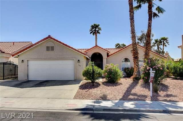 1126 Shady Run Terrace, Henderson, NV 89011 (MLS #2285906) :: Signature Real Estate Group