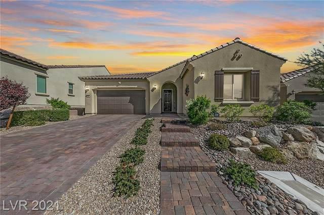 3402 Molinos Drive, Las Vegas, NV 89141 (MLS #2286025) :: Lindstrom Radcliffe Group