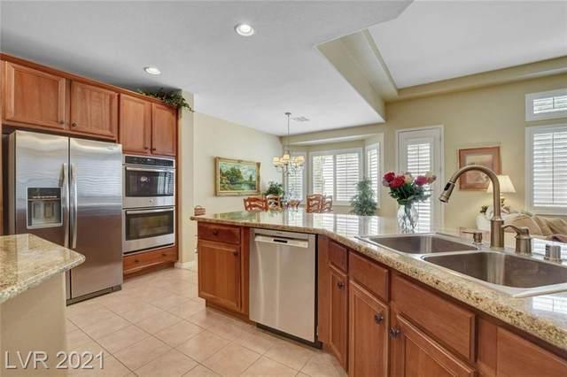 11424 Perugino Drive, Las Vegas, NV 89138 (MLS #2286117) :: Custom Fit Real Estate Group
