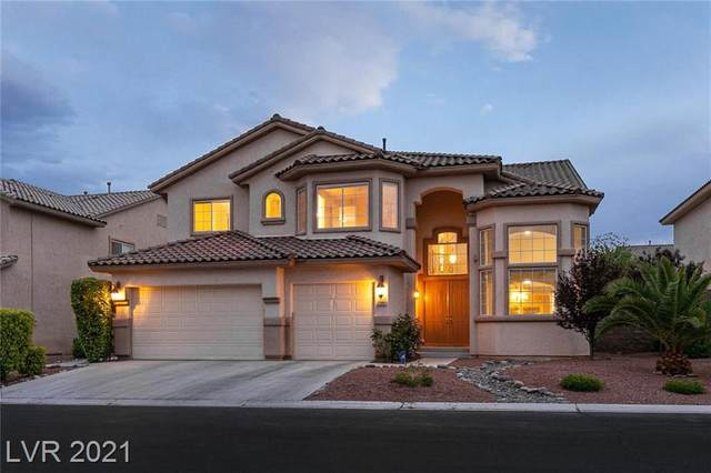 5209 Villa Dante Avenue, Las Vegas, NV 89141 (MLS #2286122) :: Vestuto Realty Group